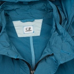 Мужская куртка C.P. Company Chrome Goggle Turquoise фото- 2