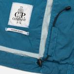 Мужская куртка C.P. Company Chrome Goggle Turquoise фото- 3