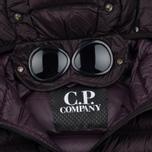 Мужской пуховик C.P. Company D.D. Shell Lightweight Down Goggle Aubergine Purple фото- 5