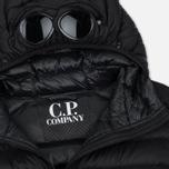 Мужской пуховик C.P. Company D.D. Shell Lightweight Down Goggle Black фото- 1