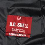 Мужской пуховик C.P. Company D.D. Shell Lightweight Down Goggle Black фото- 7
