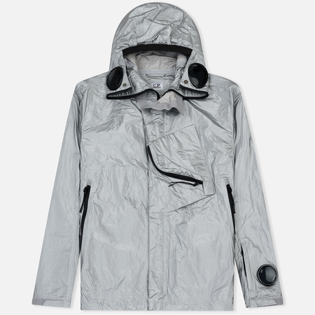 Мужская куртка C.P. Company Memec Goggle Silver