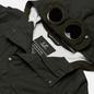 Мужская куртка C.P. Company Millie Miglia Plated Linen Forest Night фото - 1