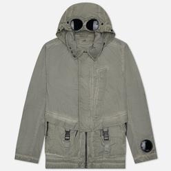 Мужская куртка C.P. Company Multi Tension Trilobate Nylon Goggle Burnt Olive