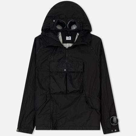 Мужская куртка C.P. Company Nyfoil GD Goggle Double Zip Utility Caviar Black