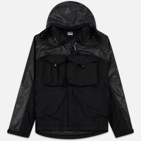 Мужская куртка C.P. Company Quartz Contrast Full Zip Goggle Black
