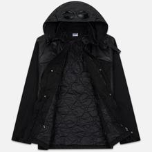 Мужская куртка C.P. Company Quartz Contrast Goggle Black фото- 2
