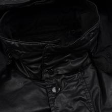 Мужская куртка C.P. Company Quartz Contrast Goggle Black фото- 3
