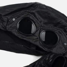 Мужская куртка C.P. Company Quartz Contrast Goggle Black фото- 6