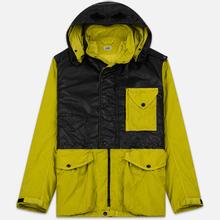 Мужская куртка C.P. Company Quartz Contrast Goggle Sulphur Spring фото- 0