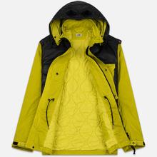 Мужская куртка C.P. Company Quartz Contrast Goggle Sulphur Spring фото- 2