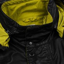 Мужская куртка C.P. Company Quartz Contrast Goggle Sulphur Spring фото- 3