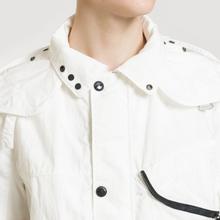 Мужская куртка C.P. Company Quartz Goggle Gauze White фото- 3