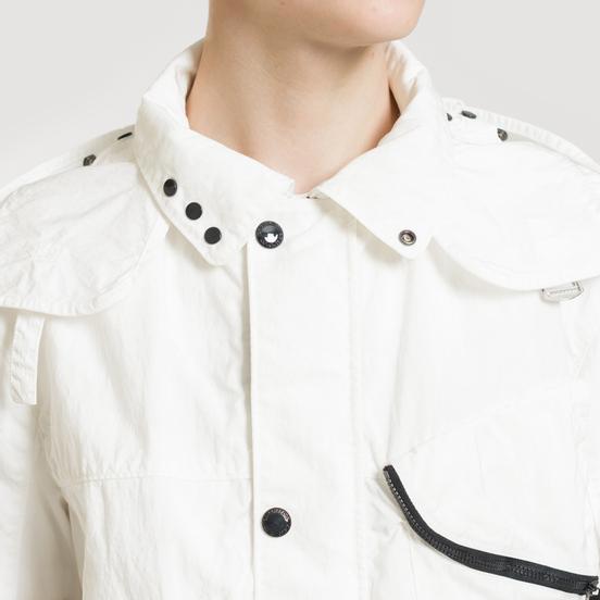 Мужская куртка C.P. Company Quartz Goggle Gauze White