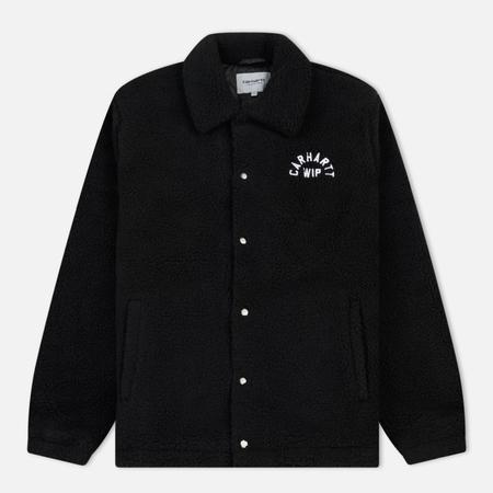 Мужская куртка Carhartt WIP Arch Coach 10.3 Oz Black