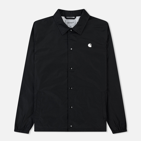 Мужская куртка Carhartt WIP C Wip Coach Black/White