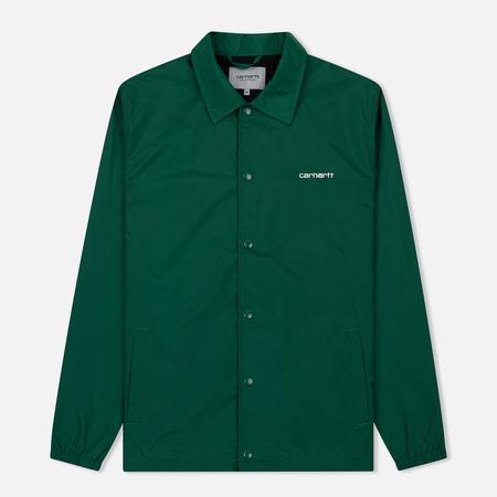 Мужская куртка Carhartt WIP Carhartt Script Coach Dragon/Wax