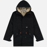 Мужская куртка Carhartt WIP Carter Fishtail Black/Safari фото- 0