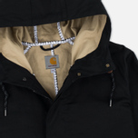Мужская куртка Carhartt WIP Carter Fishtail Black/Safari фото- 2