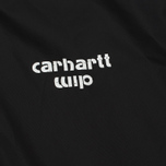 Мужская куртка Carhartt WIP Hooded Astra Coach Black/White фото- 3
