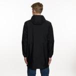 Мужская куртка Carhartt WIP Hooded Astra Coach Black/White фото- 7
