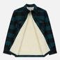 Мужская куртка Carhartt WIP Merton Check Dark Fir фото - 2