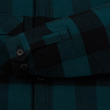 Мужская куртка Carhartt WIP Merton Check Dark Fir фото- 5