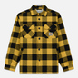 Мужская куртка Carhartt WIP Merton Check Merton/Colza фото - 0