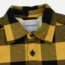 Мужская куртка Carhartt WIP Merton Check Merton/Colza фото- 5