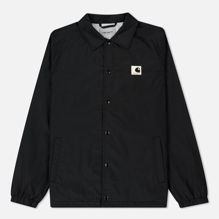 Мужская куртка Carhartt WIP Sports Coach Black/Wax