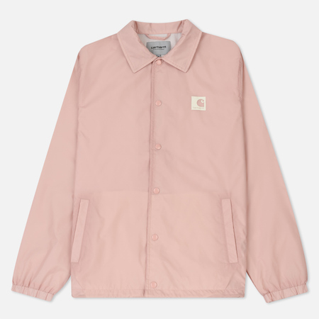 Мужская куртка Carhartt WIP Sports Coach Soft Rose/Wax
