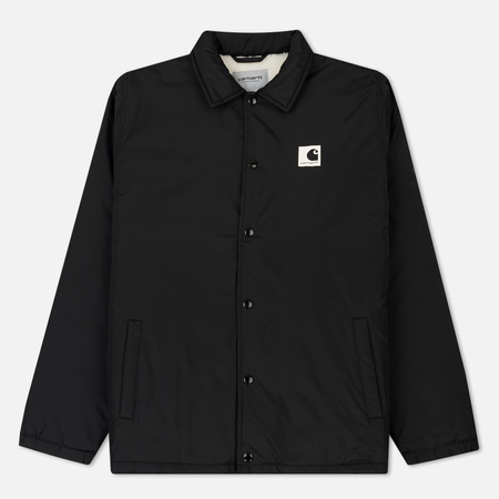 Мужская куртка Carhartt WIP Sports Pile Coach Black/Wax
