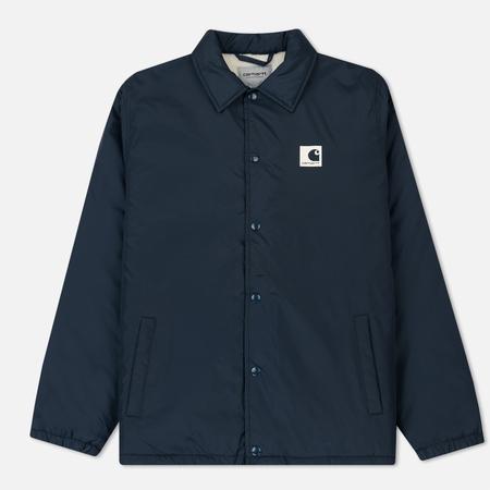 Мужская куртка Carhartt WIP Sports Pile Coach Steel Navy/Wax