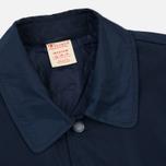 Мужская куртка Champion Reverse Weave Script Logo Satin Coach Navy фото- 2