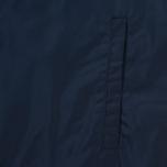 Мужская куртка Champion Reverse Weave Script Logo Satin Coach Navy фото- 4