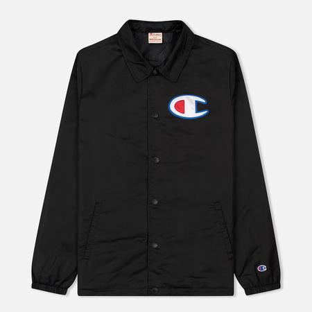 Мужская куртка Champion Reverse Weave Vintage Coach Black