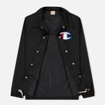Мужская куртка Champion Reverse Weave Vintage Coach Black фото- 3