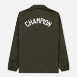 Мужская куртка Champion Reverse Weave Vintage Coach Dark Green фото- 6