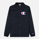 Мужская куртка Champion Reverse Weave Vintage Coach Navy фото- 0