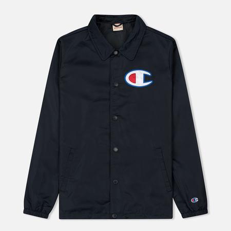 Мужская куртка Champion Reverse Weave Vintage Coach Navy