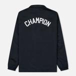 Мужская куртка Champion Reverse Weave Vintage Coach Navy фото- 6