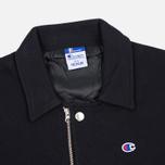 Champion Reverse Weave x Beams Coach Men's jacket Black photo- 1