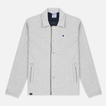 Мужская куртка Champion Reverse Weave x Beams Coach Grey Marl фото- 0