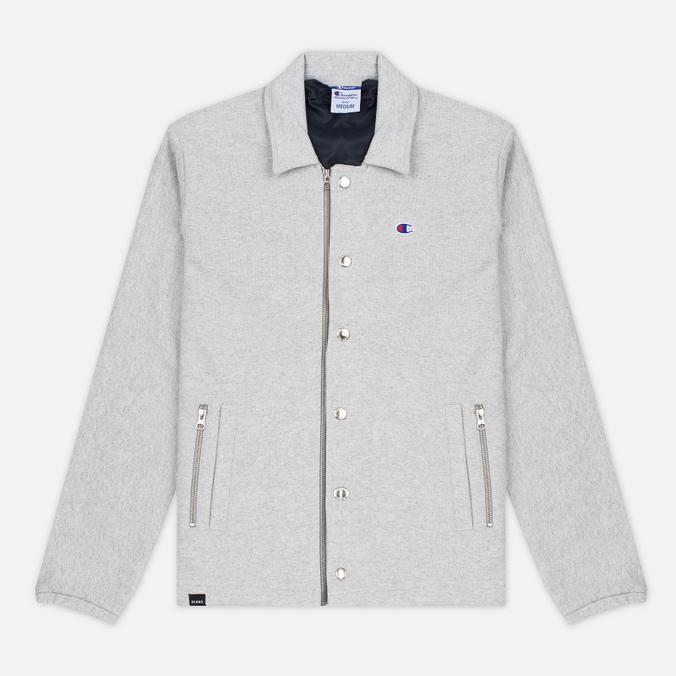 Мужская куртка Champion Reverse Weave x Beams Coach Grey Marl