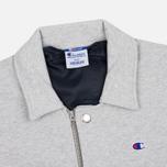 Мужская куртка Champion Reverse Weave x Beams Coach Grey Marl фото- 1