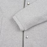 Мужская куртка Champion Reverse Weave x Beams Coach Grey Marl фото- 3