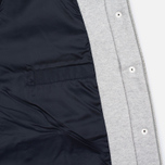 Мужская куртка Champion Reverse Weave x Beams Coach Grey Marl фото- 6