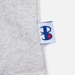 Мужская куртка Champion Reverse Weave x Beams Coach Grey Marl фото- 9
