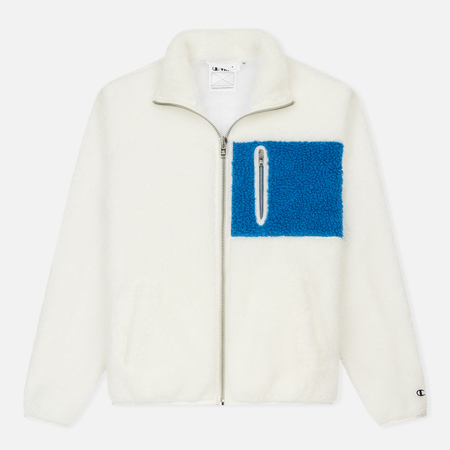 Мужская куртка Champion Reverse Weave x Wood Wood Opal Off White
