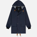 Мужская куртка дождевик Bleu De Paname Parka Guerande Marine фото- 0